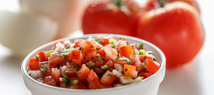 fresh salsa benefits