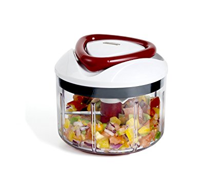 Zyliss EasyPull Manual Food Processor